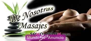 De nosotras masajes con las mejores masajistas eroticas
