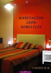 Habitaciones totalmente equipadas para relax en leon