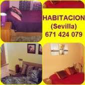 Habitacion relax disponible en sevilla capital llamame y te informo 671 42 40 79