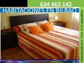 Bilbao se alquilan habitaciones relax