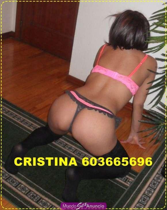 Escorts y putas - Bonitas curvas lindos pechos guapa jovencita para clientes de buen gusto cristina - Logroño, La Rioja