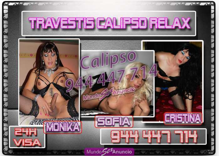 TRAVESTIS CALIPSO RELAX