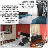 Alquiler habitaciones