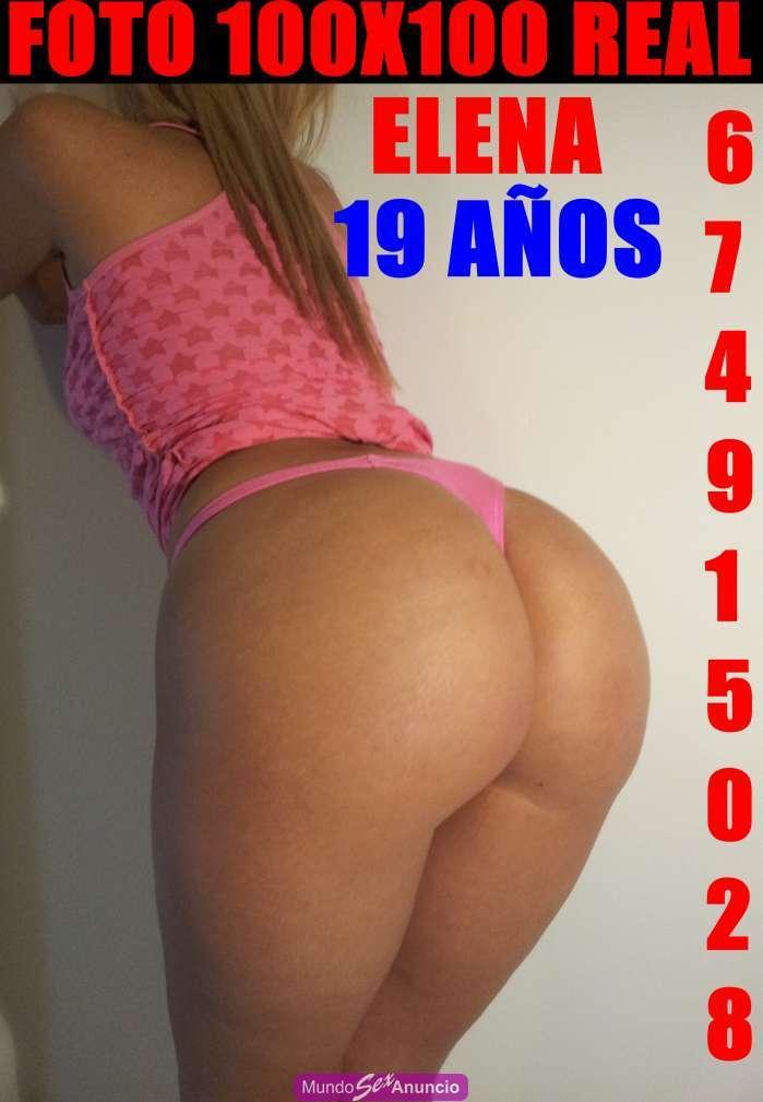 ¡¡ NOVEDAD !! NENA DE 19 AÑOS FOTOS 100X100 REALES