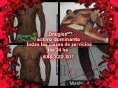 Douglas complaciente sexo sin limites