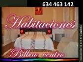 Alquiler de habitaciones relax en la mejor zona de bilbao