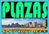 Playa plazas 617 657 871
