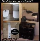 Habitaciones por horas