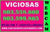 Chicas calientes shows webcam y linea erotica 803 558 660