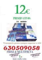 Preservativos hoy en tu casa