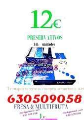 Preservativos envios gratis