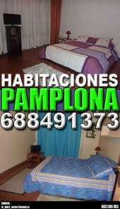 Habitaciones pamplona piso nuevo 688491373