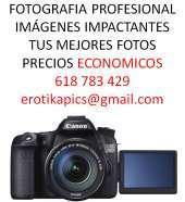 Fotografo profesional precios economicos
