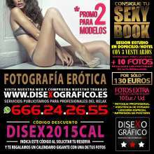 Promocion fotografia erotica galicia