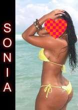 Sonia mulata jovencita con un grande culo