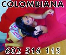 Hoteles y domicilio 24 hr colombiana cariñosa en Colmenar Viejo, Madrid