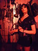 Transensual domina mistress bissya