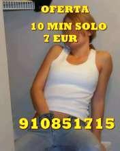 Oferta 10 min solo 7 eur 910851715