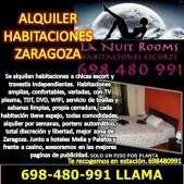 Alquiler habitaciones discreto