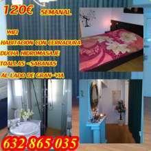 Plaza o alquiler de habitaciologroño 70 wassap 722 704 67