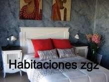 Habitaciones en zaragoza