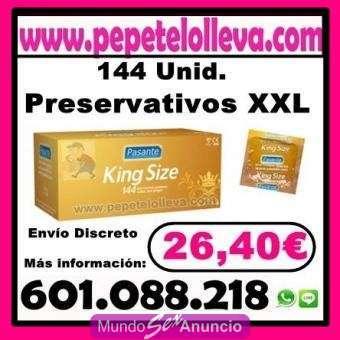 144 preservativos preservativos 12 32 envio a toda espa