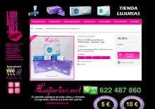 Tienda lujurias pack 5 prorelax ofertas de preservativos
