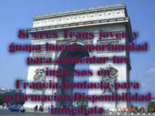 Altos ingresos reserva tu plaza en francia kovk