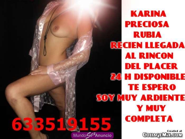Karina nueva en el rincon del placer fotos reales