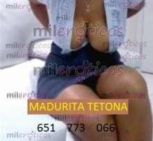 Madurita 30 euros tetona besucona cmplaciente en Toledo Capital estacion de autobuses