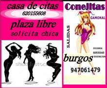 BURGOS PRECIZA CHICA PARA RLAX