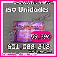 Maxima higiene 150 sabanas desechables 59 29