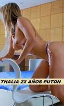 Ninata thalia 22 anos ojos verdes cuerpo de infarto