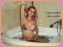 Actriz del porno lissy en Toledo Capital