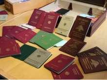 Obtenga su pasaporte licencia de conducir tarjetas de iden
