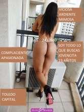 Duplex dos chicas por 50 euros besuconas guapas en Toledo Capital estacion de autobuses
