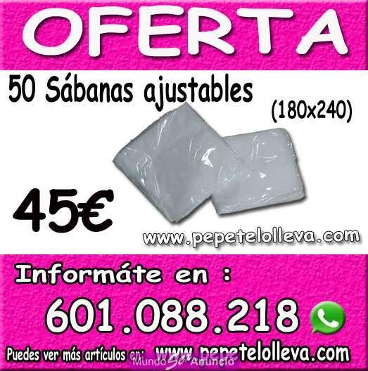 Contactos lesbianas - 150 sabanas desechables sin ajustar 59 29 - Málaga Capital