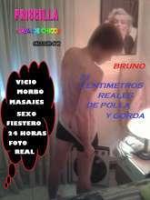 Bruno 21 centimetros de tranka