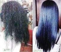 Ponte bella haste botox en el cabello keratina brasilena