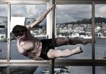 Pole dance chico espanol bailarin erotico
