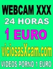 Cibersexo barato 1 euro 24h de sexo cam y linea 803