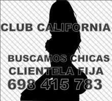 Trabaja con nosotras club de noche