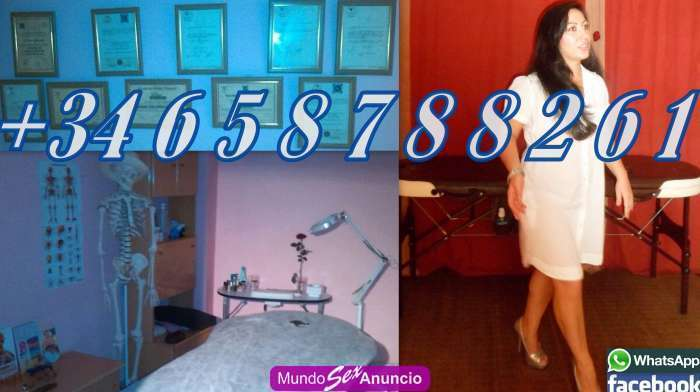 Contactos lesbianas - Masajes profesional chica masajista - Fuengirola, Málaga