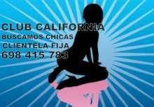 Buscamos chicas para club california