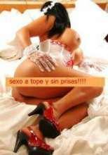 Agradable guapa sensual española novedad arevalo