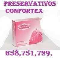 Preservativos confortex de fresa en torrelavega