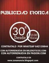 ANUNCIOS AUTOMATICOS . 12 HORAS CON AUTORRENUEVA