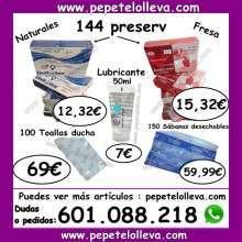 144 preservativos de fresa unilatex 15 29 envio rapido