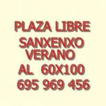 Piso en sanxenxo plaza chicas veranito 695 969 456