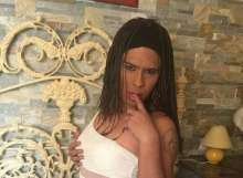 Travesti kandela cubanita insaciable